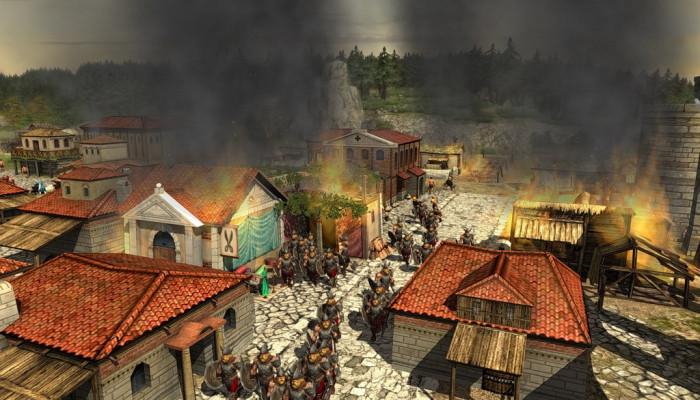 к игре Imperium Romanum