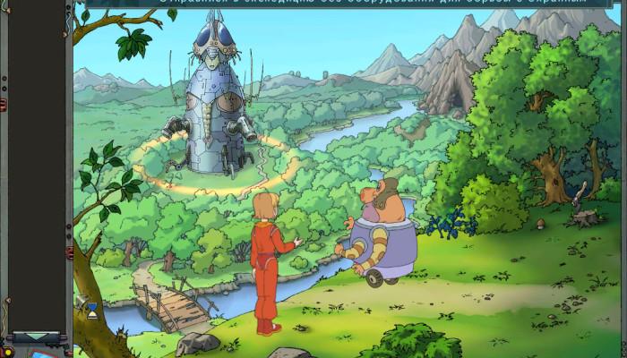 к игре Тайна Третьей Планеты: Алиса и лиловый шар
