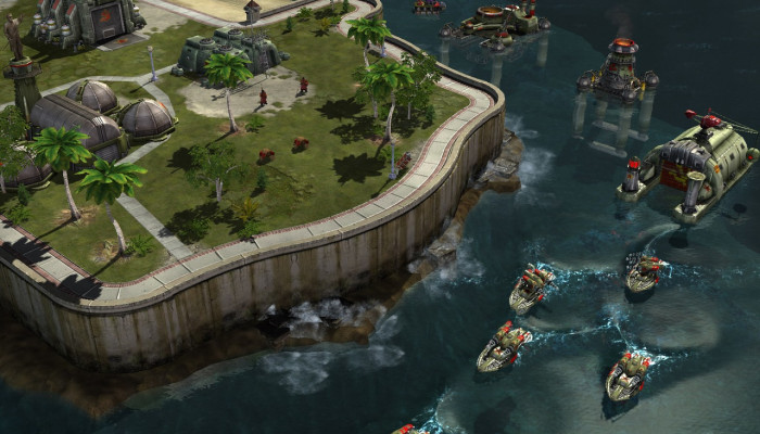 к игре Command & Conquer: Red Alert 3