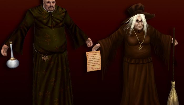 к игре Masters of Belial