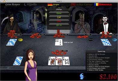 к игре Imagine Poker 3