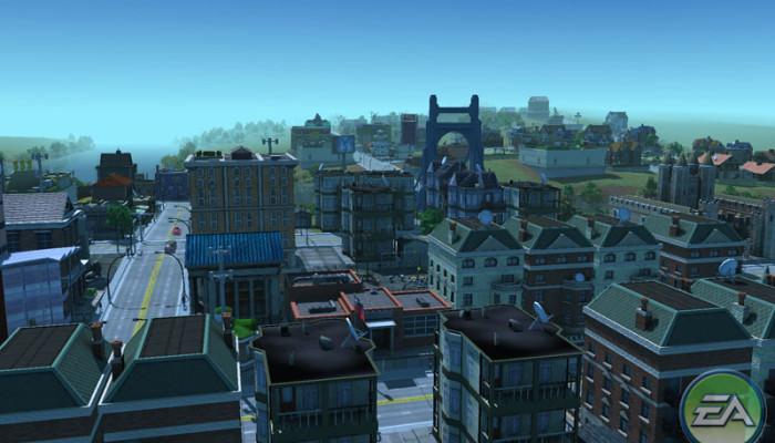 к игре SimCity Societies Destinations