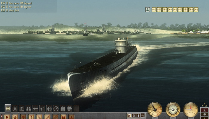 к игре Silent Hunter 4: Wolves of the Pacific - U-Boat Missions