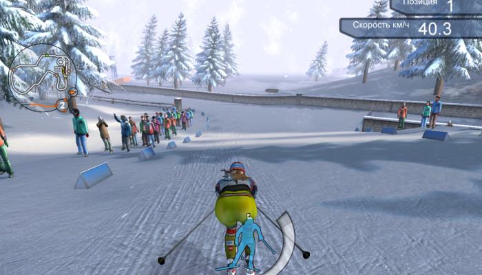 к игре RTL Biathlon 2008