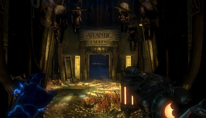 к игре BioShock 2