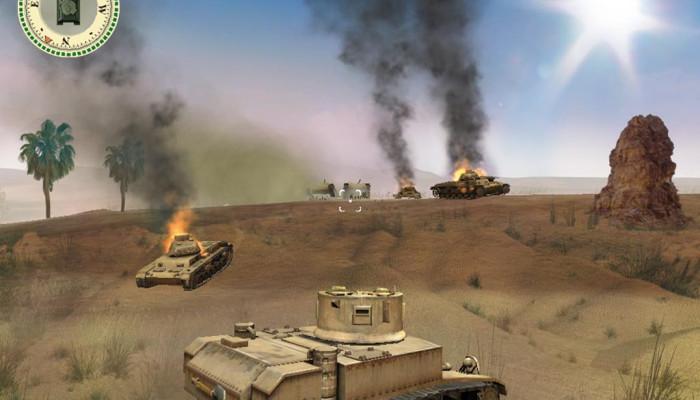 к игре Tank Combat