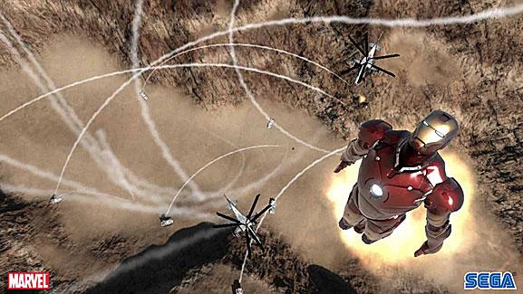 Скачать Русификатор Iron Man