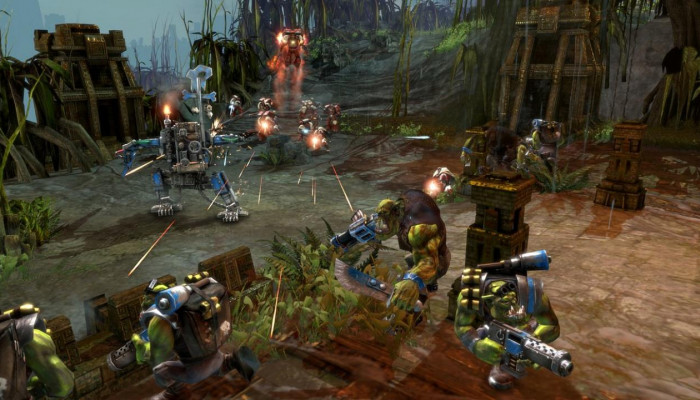 к игре Warhammer 40.000: Dawn of War 2