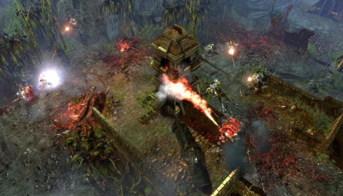 скачать игру warhammer the end times