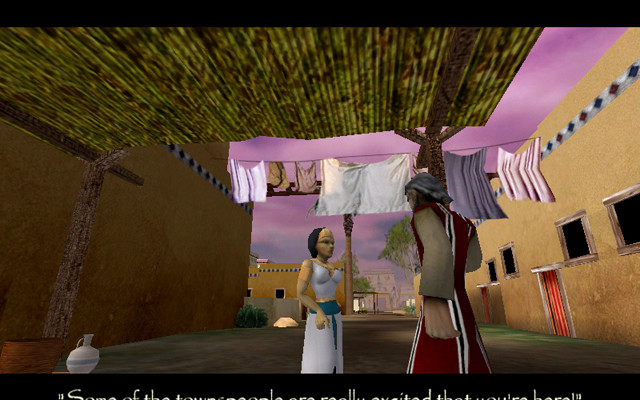 к игре Deliverance: Moses in Pharaoh's Courts