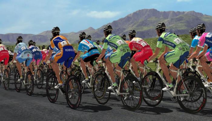 к игре Pro Cycling Manager Season 2008