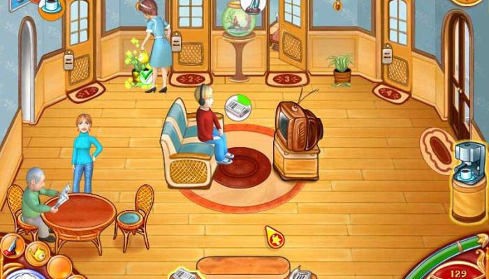 к игре Jane's Hotel