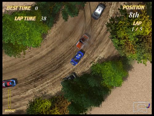 к игре Auto Cross Racing
