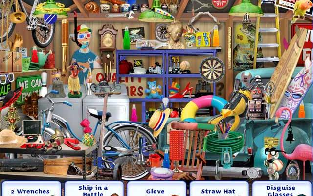 к игре Little Shop of Treasures