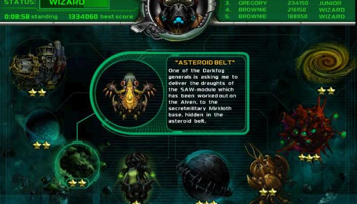 к игре Star Defender 4