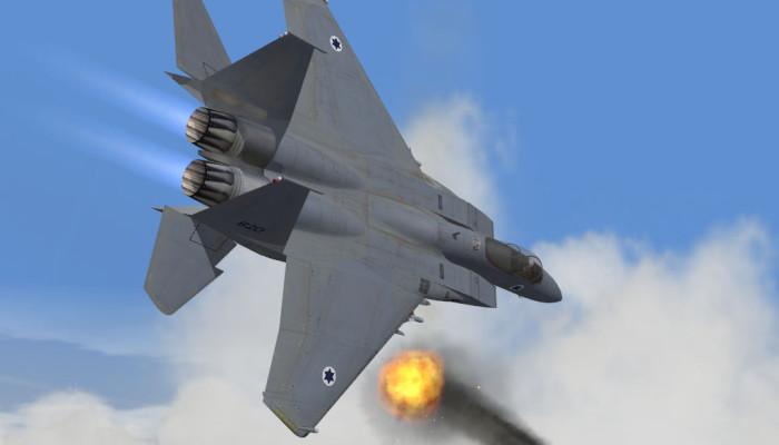 к игре Wings over Israel