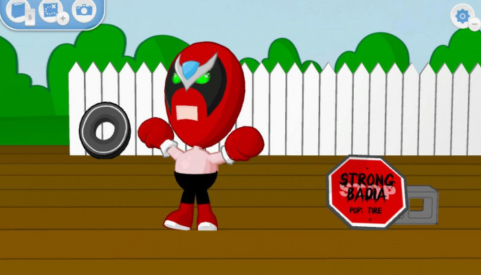 к игре Strong Bad's Cool Game for Attractive People: Episode 1 - Homestar Ruiner
