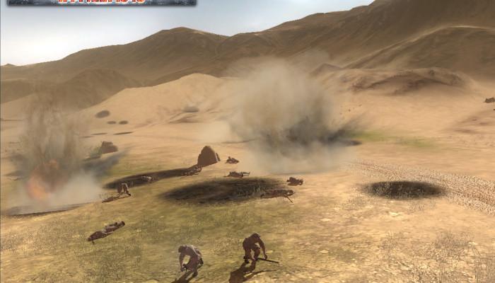 к игре Theatre of War 2: Africa 1943