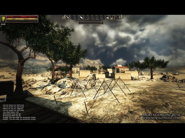 Блог им. Jmur: Mortal Online: феодалы всех стран объединяйтесь