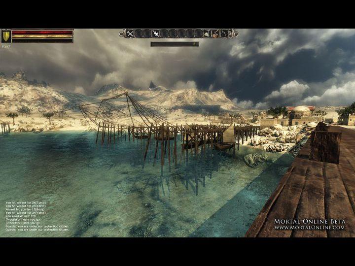 Mortal Online: Феодалы всех стран, объединяйтесь