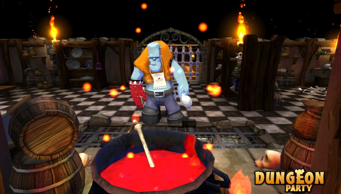 к игре Dungeon Party