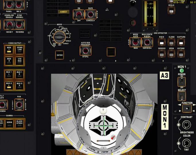 Перейти к скриншоту из игры strong em Space Shuttle Mission 2007/em/strong