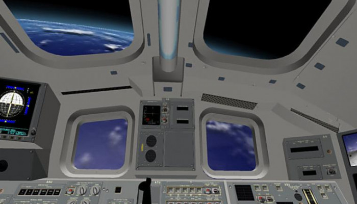 к игре Space Shuttle Mission 2007