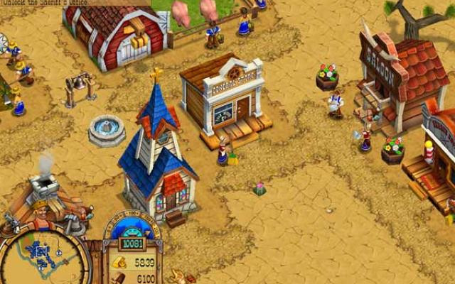 к игре Westward 2: Heroes of the Frontier