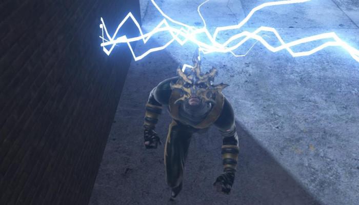 к игре Spider-Man: Web of Shadows