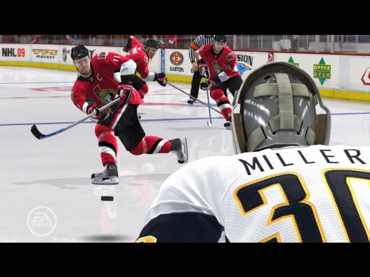 NHL 09 (2008/ENG) бесплатно без регистрации, NHL 09 (2008/ENG) скачать бесп