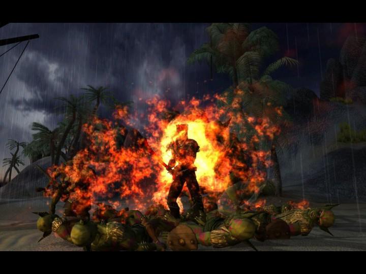 28.08.2008 дополнить скриншоты к Neverwinter Nights 2: Storm of Zehir. Пои