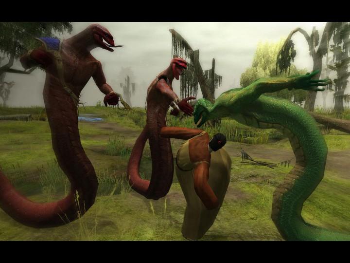 Neverwinter Nights 2: Storm of Zehir (Rus/2009/Акелла) , картинка номер 242
