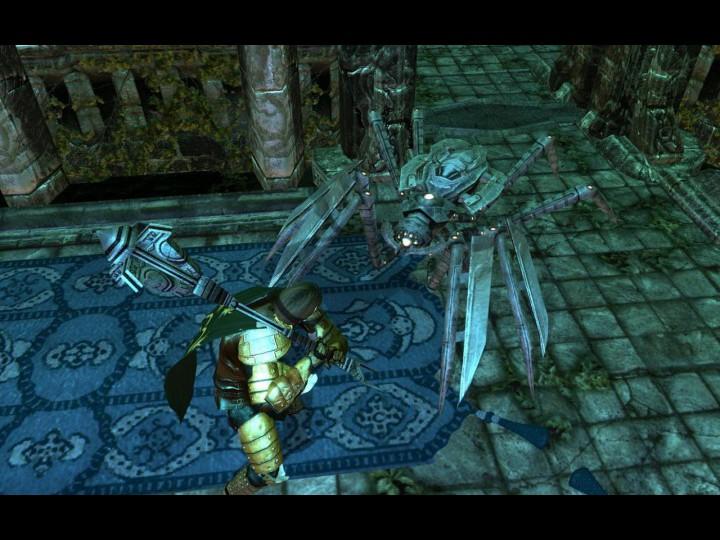 Скриншоты Neverwinter Nights 2: Storm of Zehir: скрины, картинки и изображе