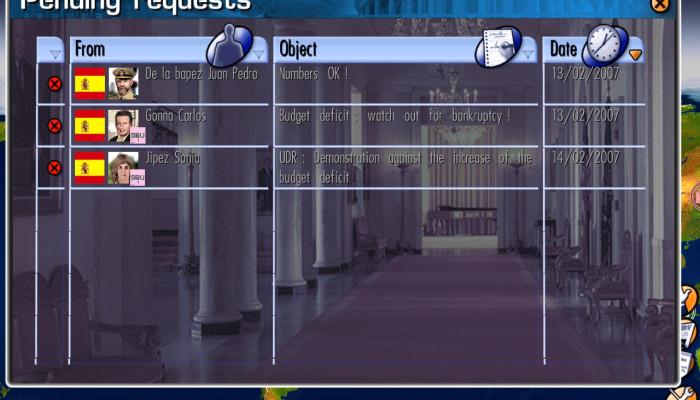 к игре Geo-Political Simulator