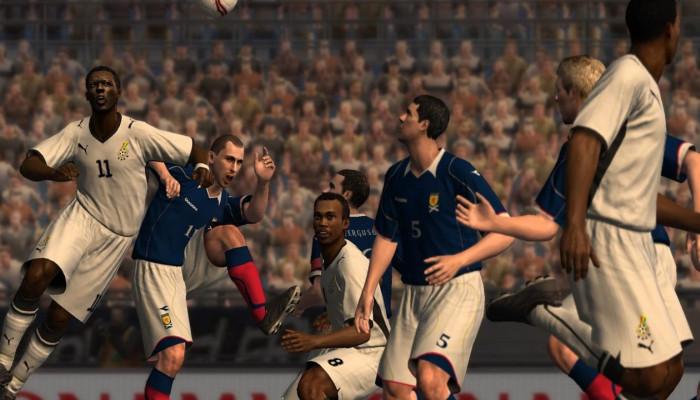 к игре Pro Evolution Soccer 2009