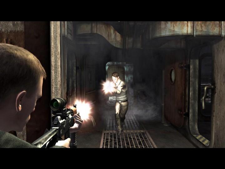 DataLife Engine Версия для печати Скачать игру 007: Квант милосердия (Quant
