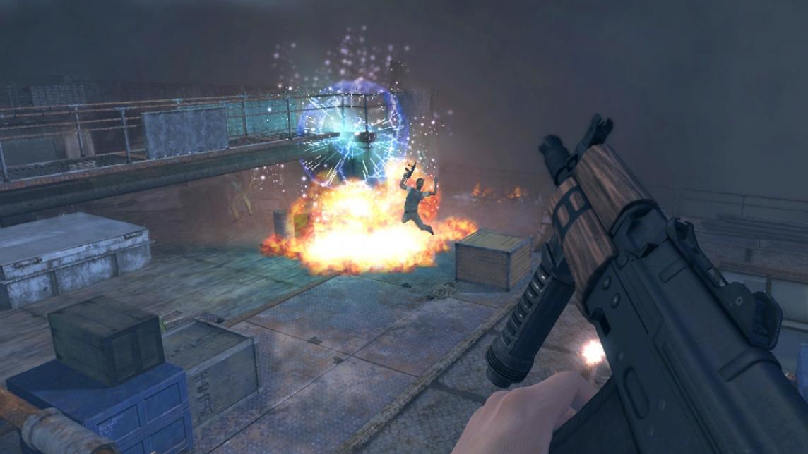 Игру Quantum Of Solace