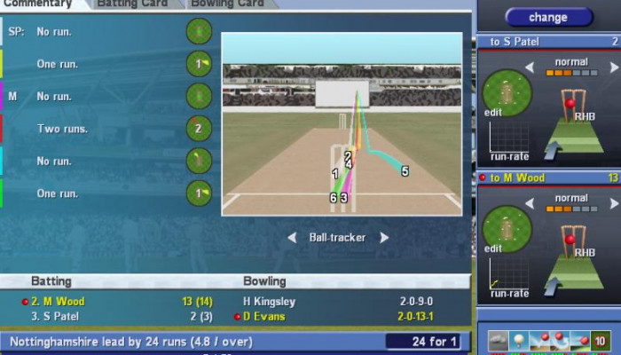 к игре International Cricket Captain 2008