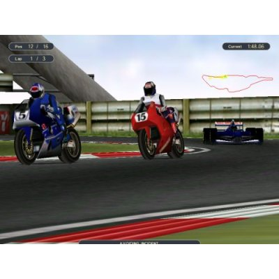 к игре GP vs SuperBike