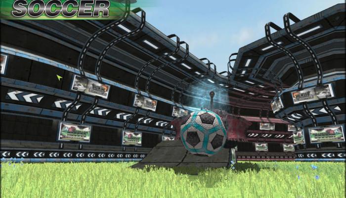 к игре Full Metal Soccer