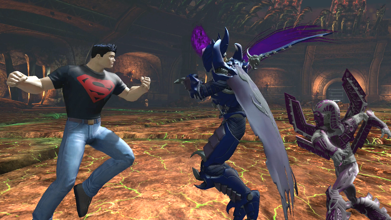Dc universe online digital download coming soon to psn.