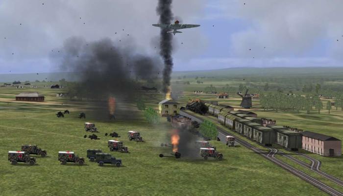 к игре Дороги войны 2