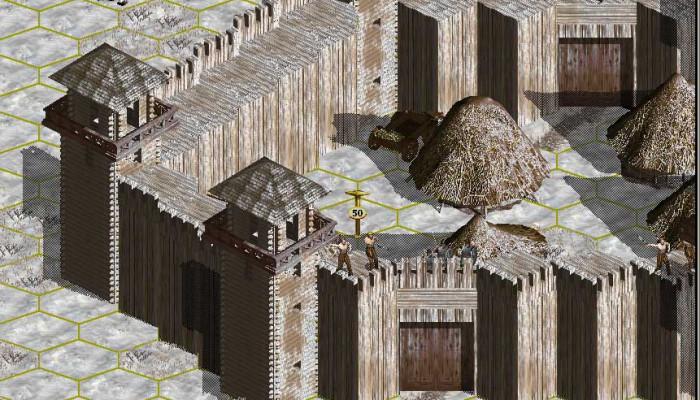 к игре Ancient Warfare: Gallic Wars