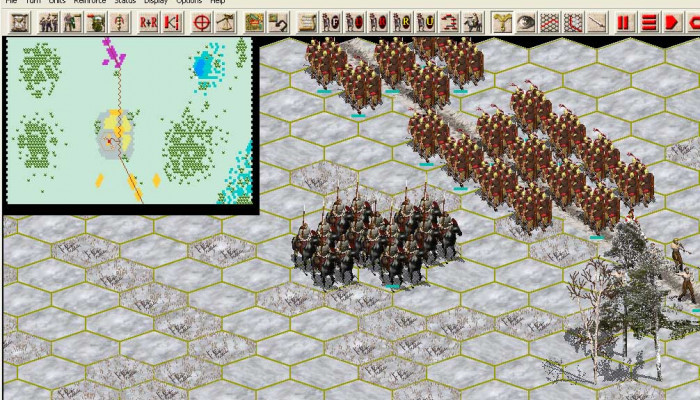 к игре Ancient Warfare: Gallic Wars