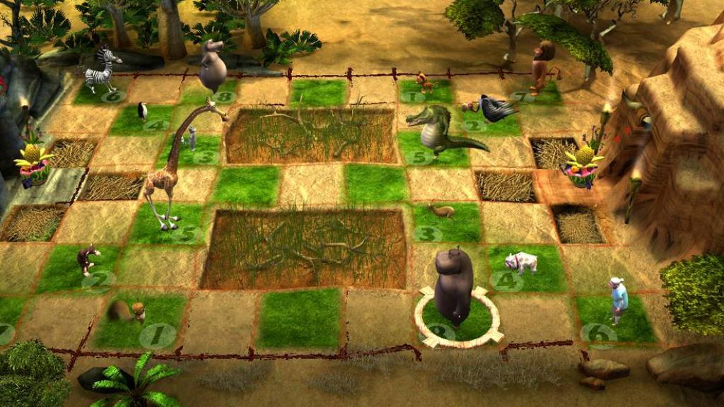 Madagascar the game