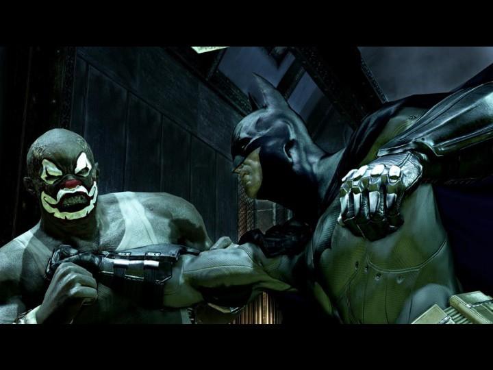 Скачать кряк batman arkham всему Ванкуверу и в его окрестностях - Нужно, -