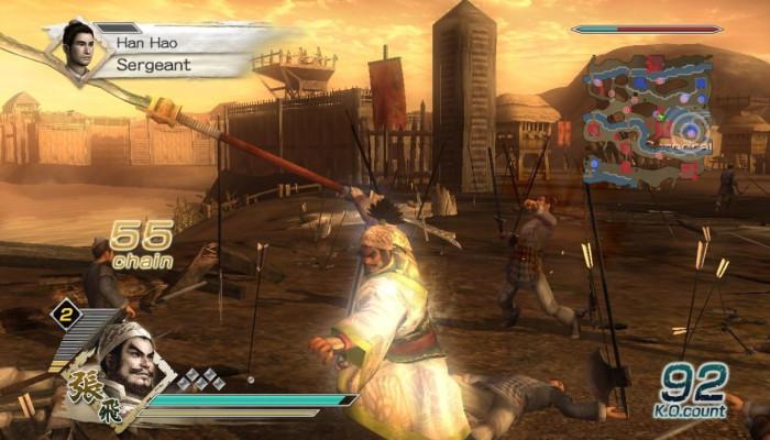 к игре Dynasty Warriors 6