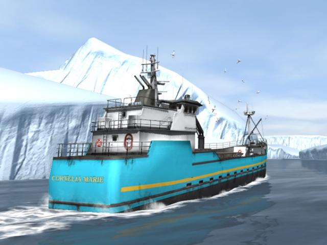 Скачать deadliest catch alaskan storm rus