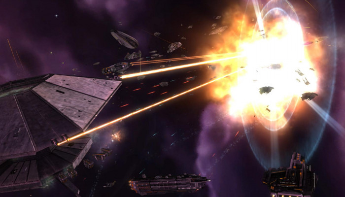 к игре Sins of a Solar Empire: Entrenchment