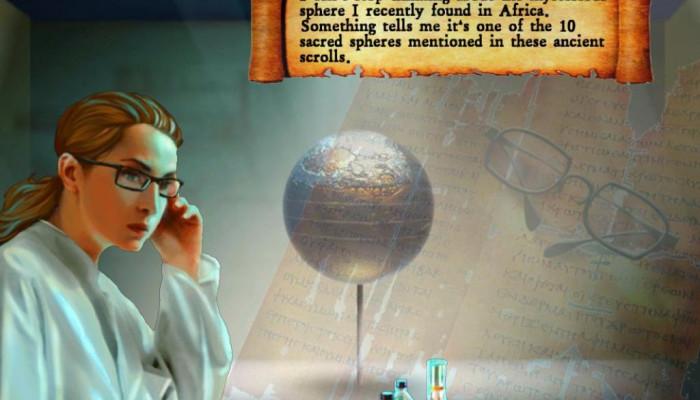 к игре Lost Treasures of Alexandria, The
